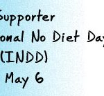 Scale Back: It's International No Diet Day!