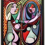 Picasso_Girl in the Mirror