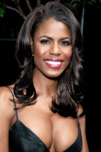 The Apprentice's Omarosa Manigault-Stallworth by Glenn Francis