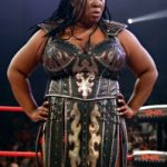 Kharma in the ring. Photo via www.ultimatesportstalk.com