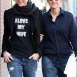 Actress Portia de Rossi, shown here with wife, Ellen DeGeneres, struggled with near-fatal anorexia, which she attributed in large part to keeping her true sexuality a secret for so long. Photo credit YourCelebrityStuff.com