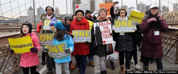 One Million Moms for Gun Control - January 2013