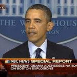 Obama Address on NBC
