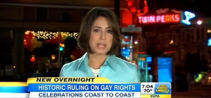 Cecilia Vega, ABC News Correspondent