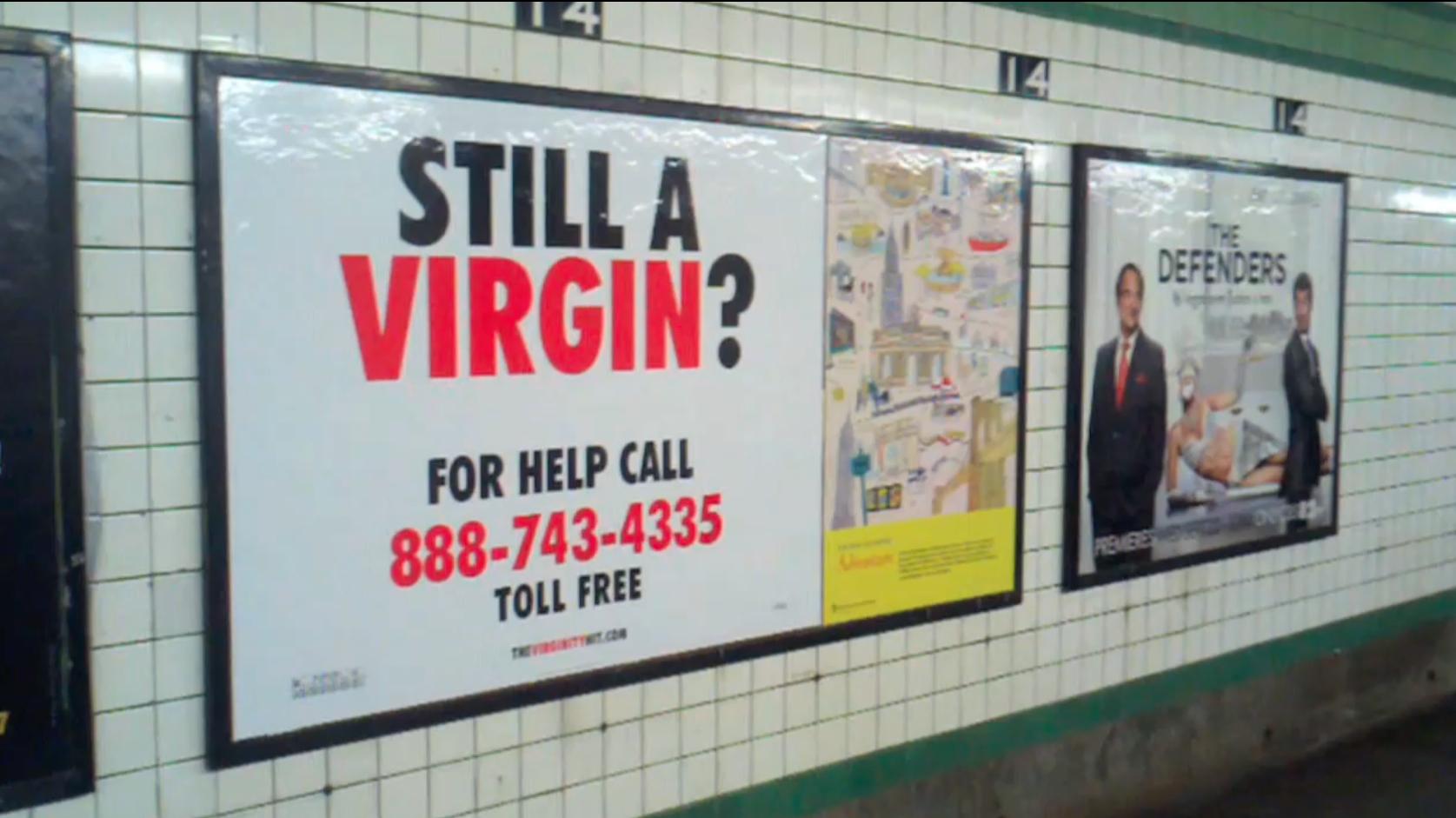 Definition losing virginity