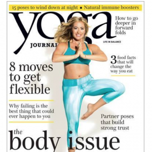 Yoga Journal's Body Image Issues: the Kathryn Budig Cover