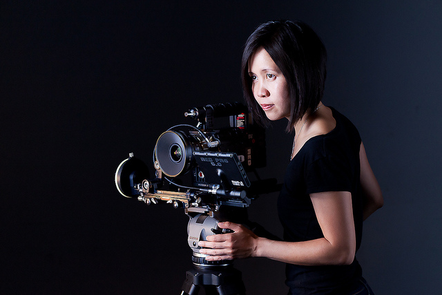 Liaison of Independent Filmmakers of Toronto: Iris Ng | Michael Barker Studio