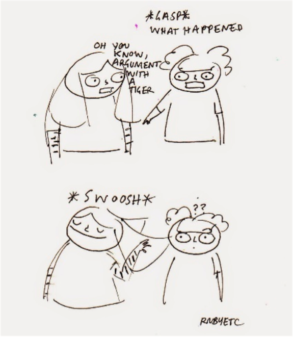 RubyEtc   Oh Be Shh Now