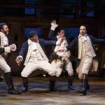 Hamilton: Wiping the Whitewash off American History