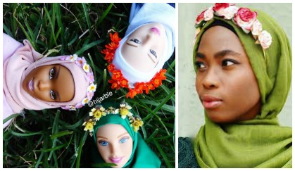haneefah adam hijarbie creator