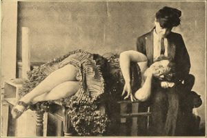 Femme Erasure 1903