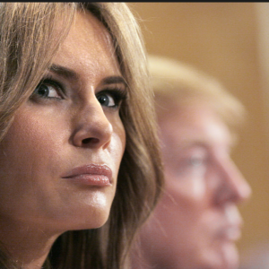 Intersections of Melania Trump: Rich, White, Female, Immigrant