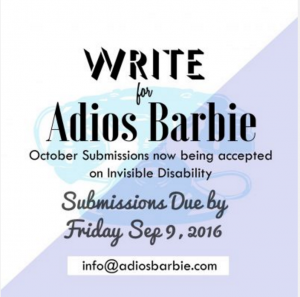 write for adios barbie