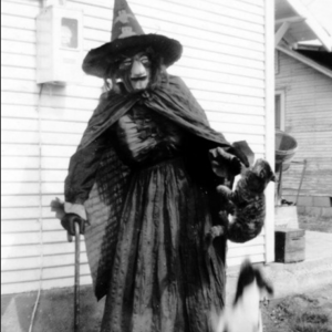 The Season of the Witch: Race, Religion and Witchcraft