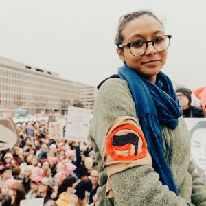 Five Powerful Storytelling Lessons from the Women's March on Washington
