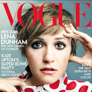 Before and After: My Lena Dunham Photo Binge