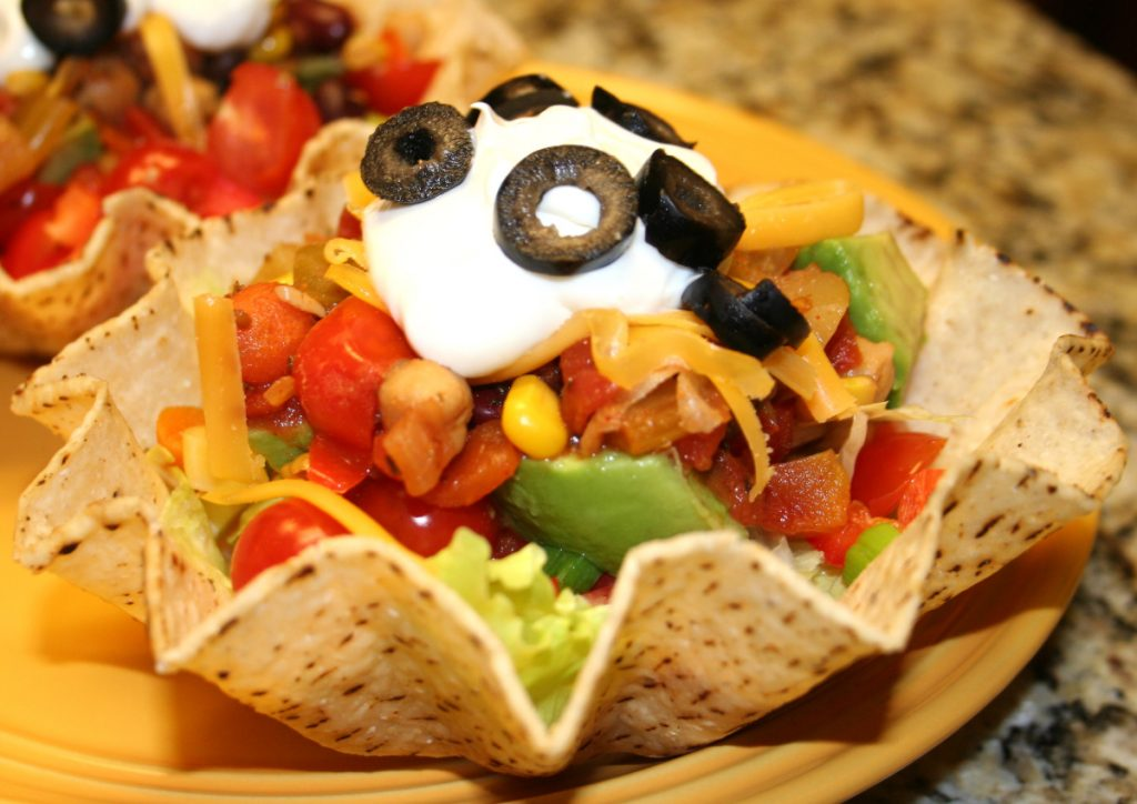taco bowl food appropriation