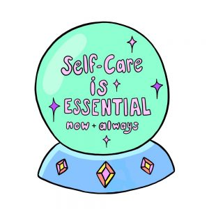 Focus on Self-Care for a Better Life